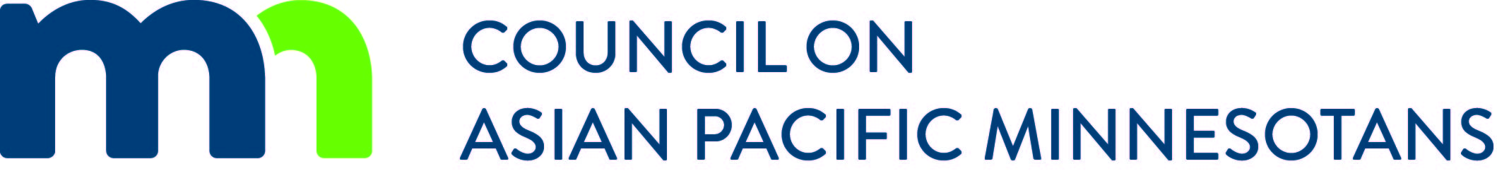 Council on Asian Pacific Minnesotans printed logo